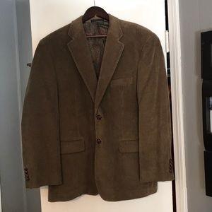 Ralph Lauren Men's Corduroy Blazer EUC